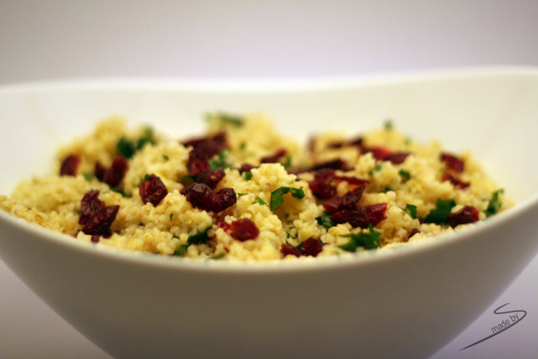 Bulgur salad