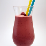 Mixed berries smoothie